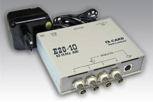 быстродействующий внешний модуль ввода-вывода на шину USB 2.0