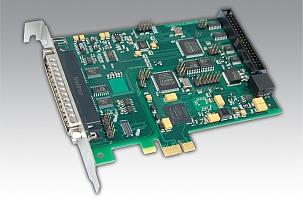 многофункциональная плата АЦП / ЦАП для шины PCIe (PCI Express) L-502