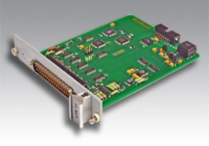 универсальный модуль АЦП с последовательным опросом каналов