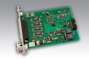 специализированный модуль АЦП для тензоизмерений
