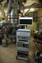 Система измерений и контроля физических параметров вакуумной установки с электроракетным двигателем