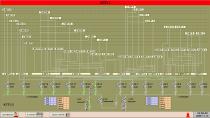 Система мониторинга  электроснабжения здания вычислительного комплекса