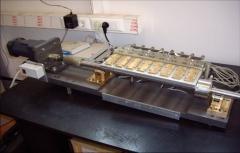 Система измерений стенда приемо-сдаточных испытаний вентильных двигателей