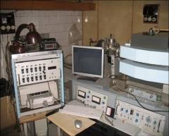Система управления, регистрации и обработки данных масс-спектрометра