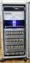 Система измерения и сбора экспериментальных данных для прочностных испытаний
