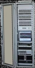 Система измерений и сбора данных для испытаний маломасштабных имитаторов баков и межбаковых отсеков