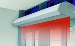 Исследования термодинамики воздушно-тепловых завес