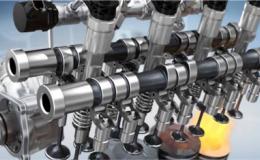 Тензометрирование рычажного клапанного привода автомобильного двигателя