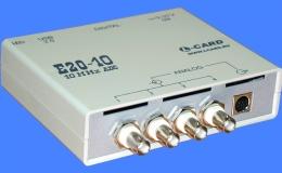 Модуль АЦП E20-10 в когерентном радиоприёмном тракте сигналов ГЛОНАСС