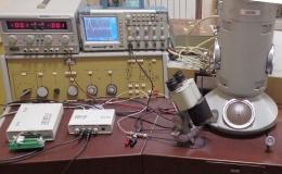 Глубокая модернизация дифрактометра ЭМР-102