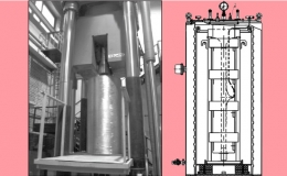 Испытания материалов на усталость при температурах жидкого азота