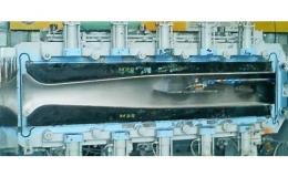 Измерение возмущений  потока в сверхзвуковой аэродинамической трубе