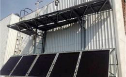 Испытательный комплекс для сравнения энерговыработки фотоэлектрических преобразователей