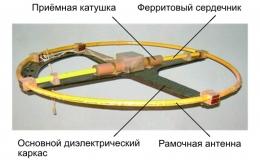 Металлоискатель с тремя инструментальными каналами
