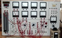 """Учебный лабораторный стенд """"Электрические машины и электропривод"""""""