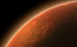 Модуль E20-10 в задаче регистрации излучения ударной волны при моделировании атмосферы Марса