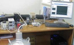 Стенд для испытаний и калибровки датчиков массового расхода воздуха автомобилей
