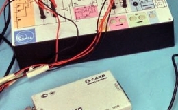 Мобильная система сбора данных для исследований источников вторичного электропитания