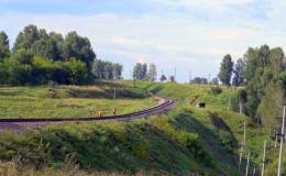 E14-140 в задаче регистрации параметров динамических колебаний грунтов земляного полотна железных дорог