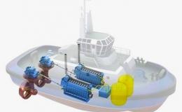 Исследование режимов впрыска топлива судового среднеоборотного дизеля
