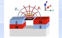 Спектрометр магнитного резонанса