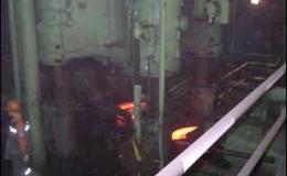 Система мониторинга технологической линии по выпуску железнодорожных колес