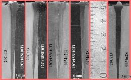 Исследование влияния магнитного поля термоэлектрического тока на сварку разнородных сталей