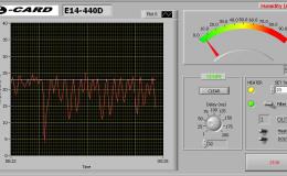 Система термостатирования на базе E14-440 в средах разработки LabView и Simulink