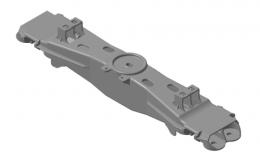 Автоматизированная система вихретокового контроля опорной поверхности подпятника надрессорной балки