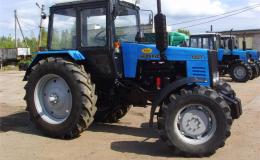 Измерение тяглового усилия сельскохозяйственных тракторов