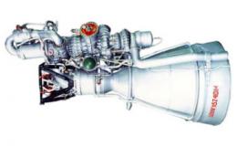 Жидкостный ракетный двигатель НК-33