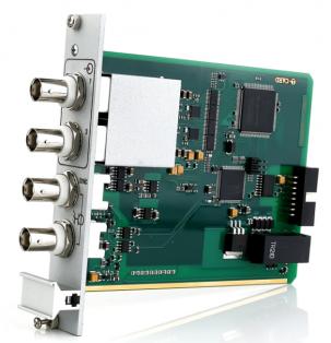 осциллографический модуль АЦП с частотой дискретизации до 10 МГц