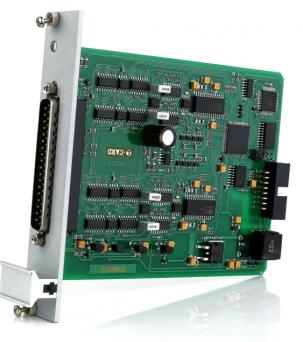 АЦП для виброакустических измерений: 4 параллельных канала, 16 бит, до 78 кГц