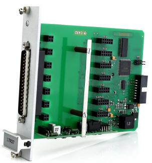 модуль АЦП с конфигурируемым числом и типом гальваноизолированных измерительных каналов