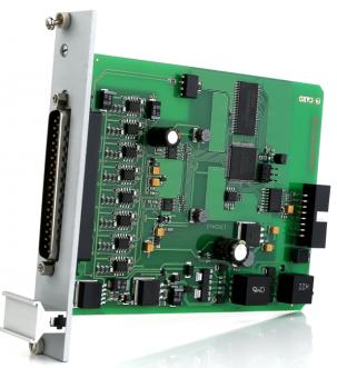 многоканальный ЦАП для систем статического и динамического аналогового управления