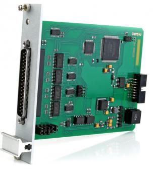 универсальный модуль асинхронного цифрового ввода/вывода и синхронизации сбора данных