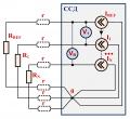 Датчики тензорезисторные — 2-проводная схема измерения с общей термокомпенсацией