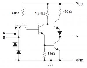 Вход/выход TTL-совместимый