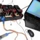 Измерительная система для оценки электрических параметров биоткани