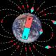 Установка для имитации магнитного поля Земли