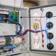 Система контроля, защиты и управления фотоэлектрической энергоустановки