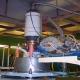 Система высоковакуумной откачки стенда для испытаний гиротронов ИТЭР