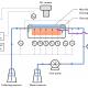 Исследование теплопередачи в микрожидкостном теплообменнике