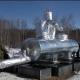 Мобильная система измерений для испытаний теплоогнезащитных покрытий