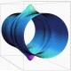 Разработка эластомеханического роторно-винтового движителя