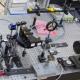 Экспериментальная установка для определения дисперсных параметров аэрозольных субмикронных сред