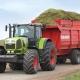 Исследование упругодемпфирующего привода трактора при торможении