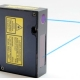 Измерение перемещений триангуляционными лазерными датчиками